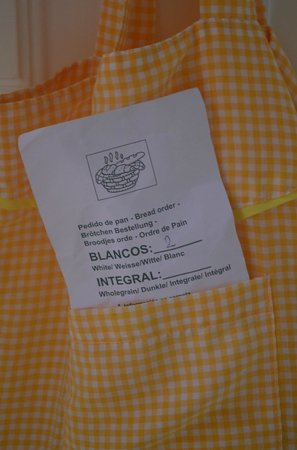 La Palma Jardin: Brood bestelling