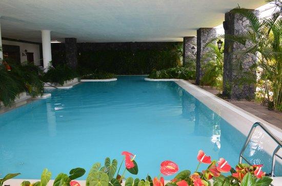 La Palma Jardin: Relax ruimte
