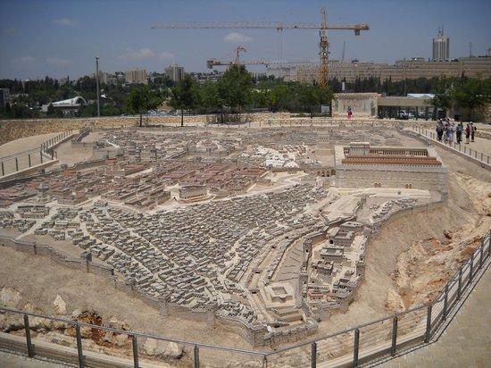 Israel Museum: Jerusalem at the time of Jesus