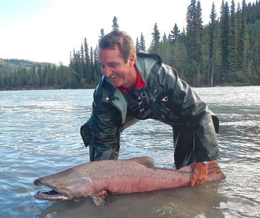 Copper Center, AK: King Salmon baby!