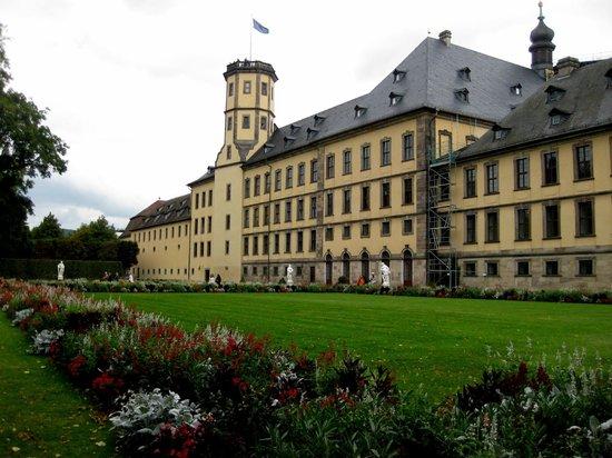 Schlossgarten Fulda: Schloss