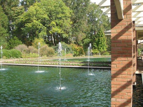 Fountains Picture Of Huntsville Botanical Garden Huntsville Tripadvisor