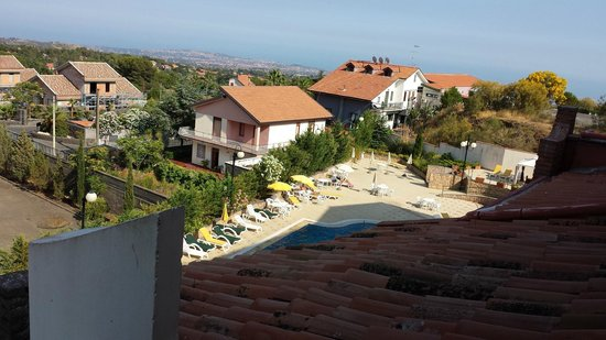 Hotel Biancaneve: Vista Panoramica