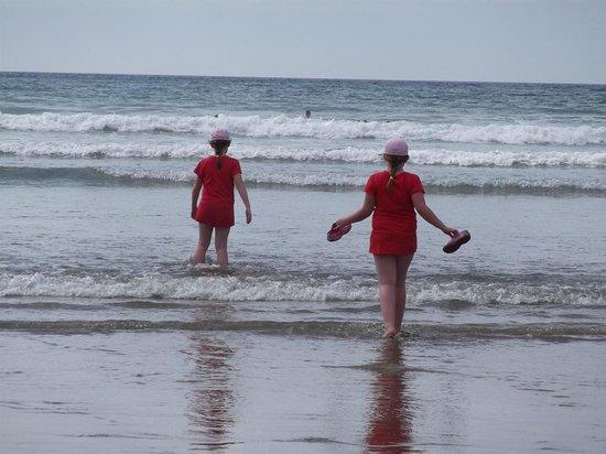Westward Ho Beach: A great clean beach and a pleasure to go on