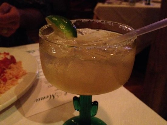 Via Real Gourmet Mexican : margarita