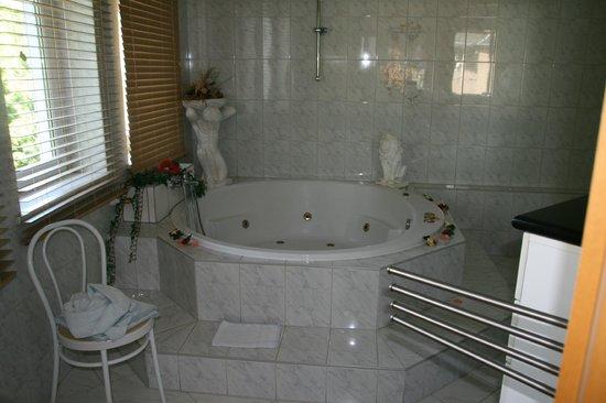 Hotel Seeblick Saalburg: Whirlpool Suite