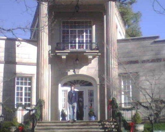 Burritt on the Mountain: Burritt Mansion