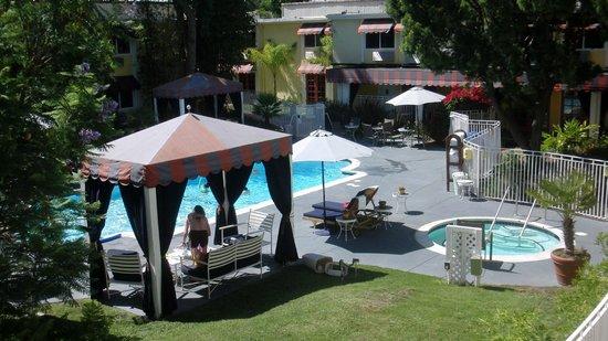 Wild Palms Hotel - a Joie de Vivre Hotel : great pool area