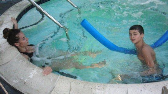 Wild Palms Hotel - a Joie de Vivre Hotel: hot tub