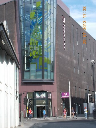 Premier Inn Liverpool City Centre (Liverpool One) Hotel: The Hotel