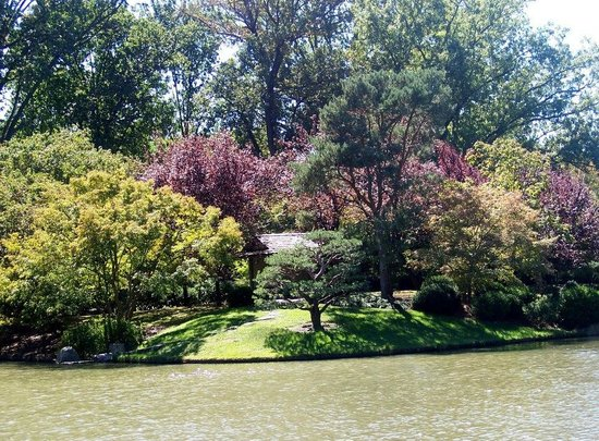 Japanese Garden Foto Di Missouri Botanical Garden Saint