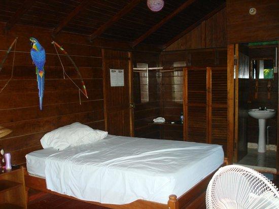 Wasai Maldonado Eco Lodge: Quarto