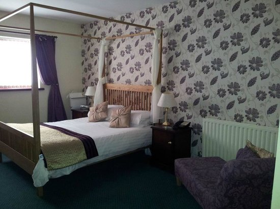 Batemans Mill Hotel: Executive king size