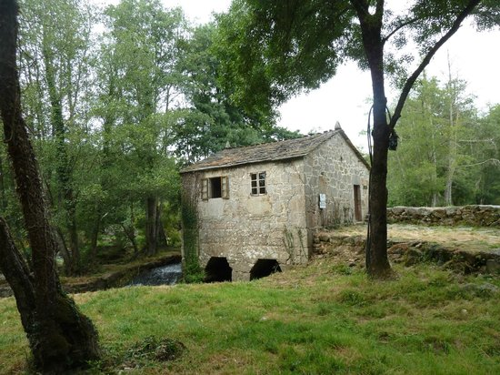 Fervenza Casa Grande: The water mill in the grounds is well worth a visit