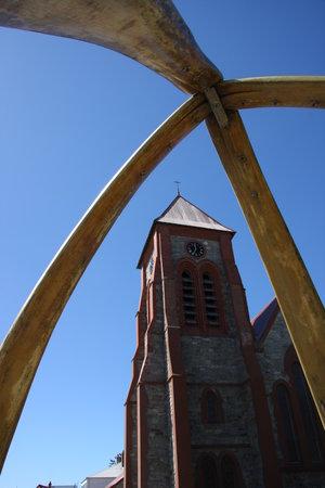 Whalebone Arch: Arch and Church