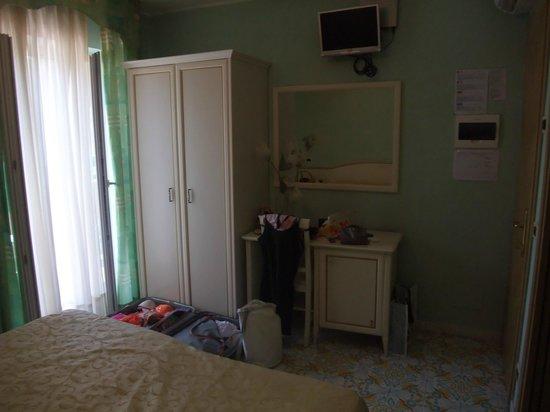 Hotel Villa Franca: Camera Superior