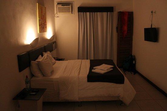 Barra da Lagoa Hotel: La habitación 10!