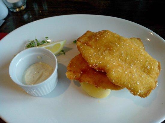 Mareena's Simply Food : Lemon Sole