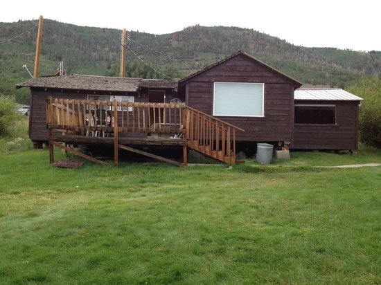Fish Lake Resorts : Willow Cabin at Fish Lake Lodge
