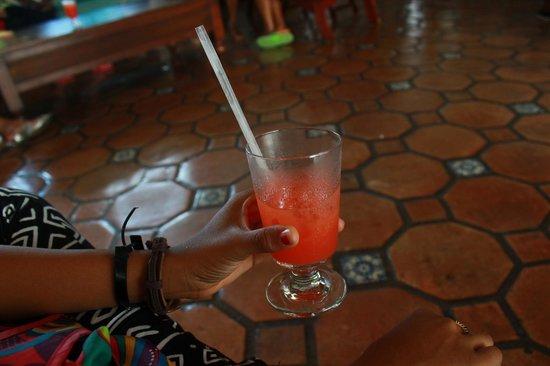 Windjammer Landing Villa Beach Resort: Complementary Rum punch on arrival
