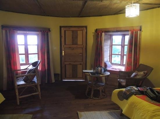 Mount Gahinga Lodge: room view