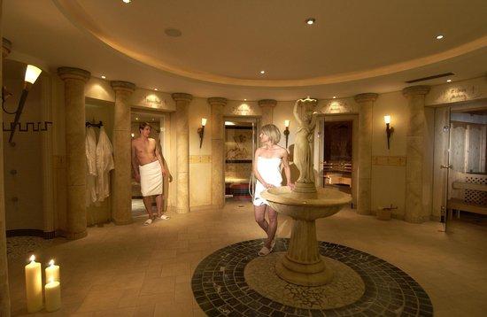 Hotel Ferienschlössl: Wellnessbereich