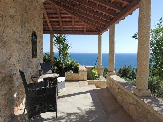 Villa Perka: The Lavanda terrace