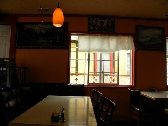 La Roca: Inside the cute restaurant