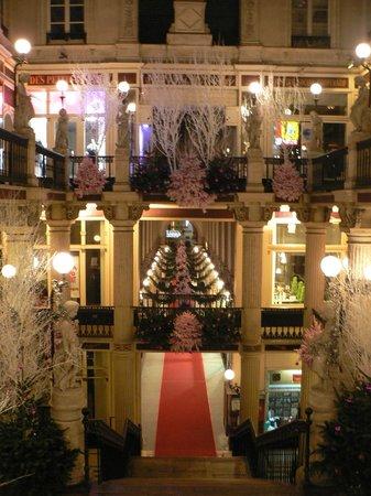 Passage Pommeraye : Noël 2009
