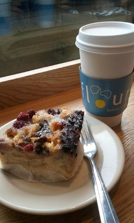 Photo of American Restaurant Flour Bakery + Cafe at 1595 Washington St, Boston, MA 02118, United States