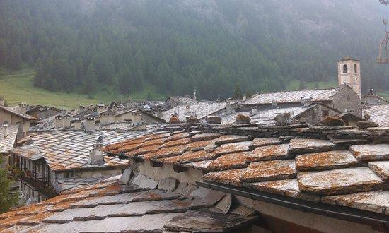 Il terrazzino dalla camera verde - ポンテキアナーレ、Locanda La Peiro Grosoの写真の写真: Il terrazzino dalla camera verde