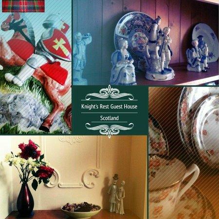 Knight's Rest Guest House: dresser
