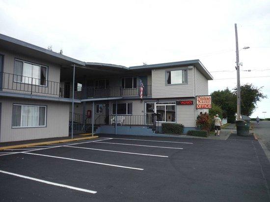 Riviera Inn Motel : Easy parking
