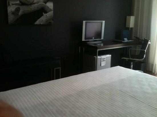 AC Hotel Gava Mar: Habitación
