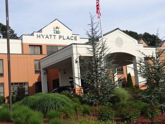 Hyatt Place Mystic: Serene