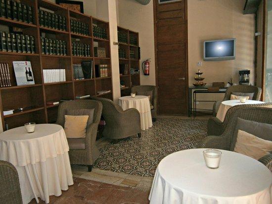 La Casa del Maestro: Sala colazioni