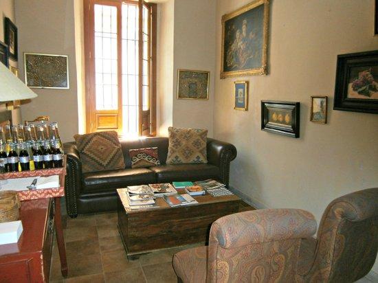 La Casa del Maestro : Sala relax