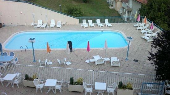 Hotel Tonic : la piscina
