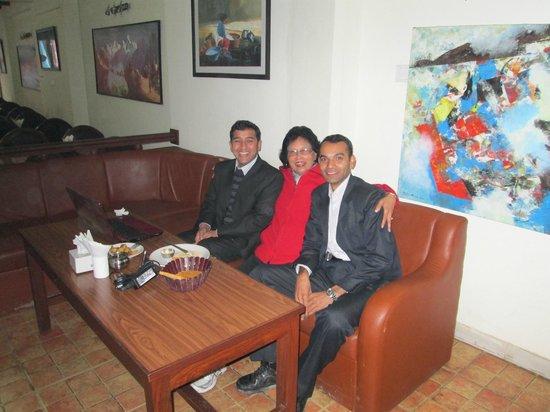 Kathmandu Eco Hotel: The Dining Room