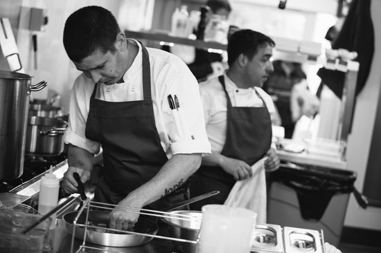 The Coach House By Michael Caines : Chris Essex and Tom Frost