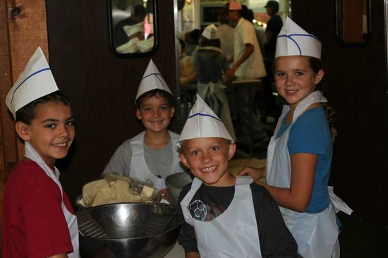 Sunrise Lodge: Kids activities