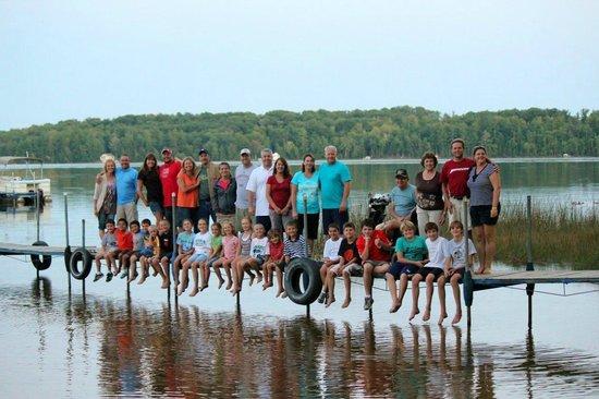 Sunrise Lodge: Family Reunions