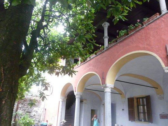 Casa Mariuccia: vista