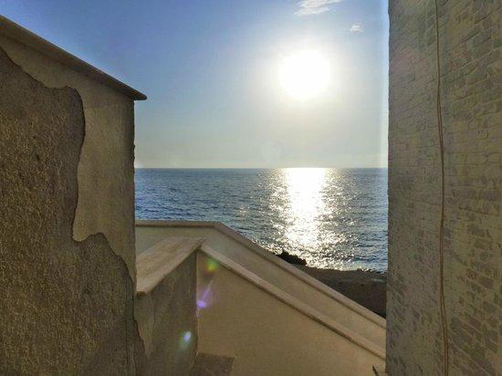 Rosa dei Venti : Sunrise from room
