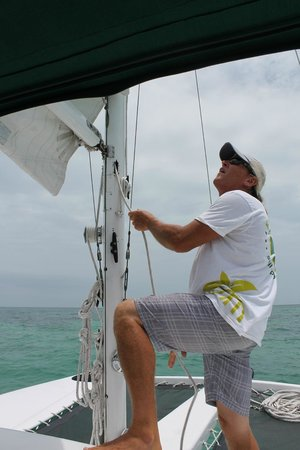 Key West Eco Tours: Captain John