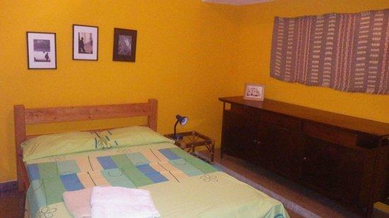 Iguana Hostel: Chambre privée sans salle de bain