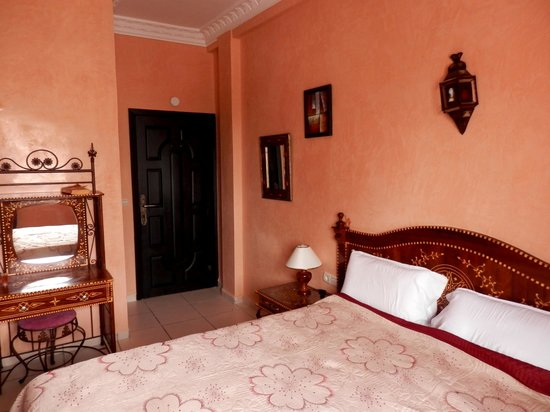 Essaouira Wind Palace: Our room