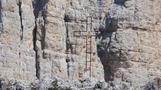 Gruppo Dolomitico Sciliar-Catinaccio, Latemar - UNESCO : View 2 from Rifugio Passo Santner