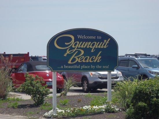 La Pizzeria : Ogunquit Beach