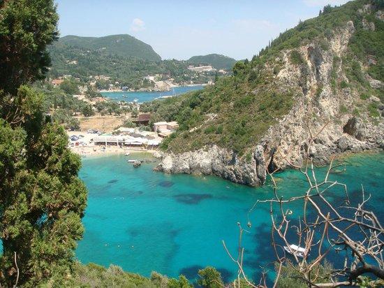 Mayor Capo Di Corfu: Côte ouest de corfou